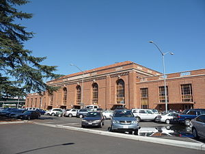 Sacramento Valley Station - Sacramento Valley Station in 2014