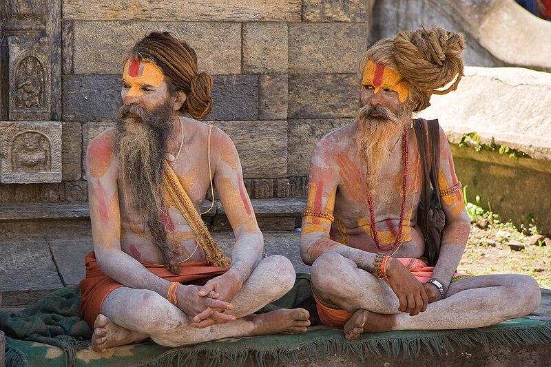 File:Sadu Kathmandu Pashupatinath 2006 Luca Galuzzi.jpg