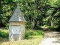 Saint-Jean-aux-Bois (60), carrefour de la Muette, échauguette.JPG