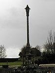 Saint-Maudez (22) Croix de cimetière 02.JPG