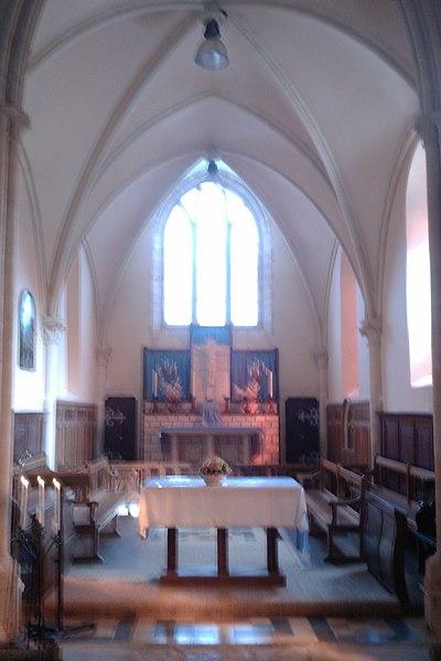 église Saint-Pellerin