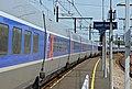 Saint-Saviol 86 Passage du TGV 2013.JPG
