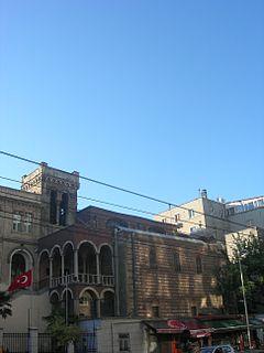 Church of Saint Benoit, Istanbul Church in Istanbul, Turkey
