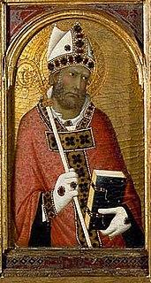 Geminianus Bishop of Modena