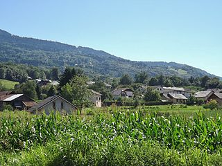 Sainte-Hélène-sur-Isère Commune in Auvergne-Rhône-Alpes, France