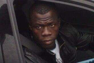 Moustapha Salifou - Salifou pictured in 2007