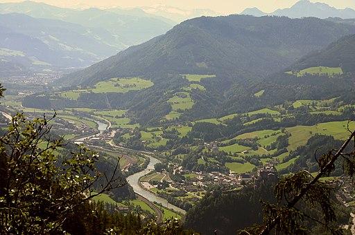 Salzach near werfen 20040828