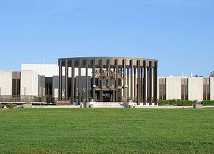 The Mercury News - Mercury News headquarters (1967-2014)
