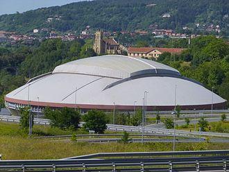 Plaza de Toros de Illumbe - Image: San Sebastián Donostia Arena 1