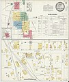 Sanborn Fire Insurance Map from Greencastle, Putnam County, Indiana. LOC sanborn02352 003-1.jpg