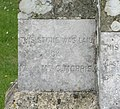 Sandford Methodist Church, Shanklin Road, Sandford (May 2016) (Foundation Stone) (5).JPG