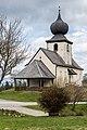 Sankt Urban Sankt Paul Filialkirche hl Paul SW-Ansicht 25042017 8035.jpg