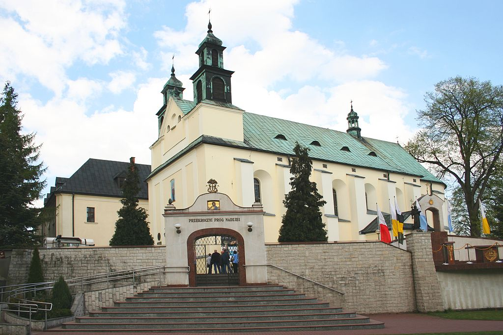 Sanktuarium Matki Bożej Leśniowskiej