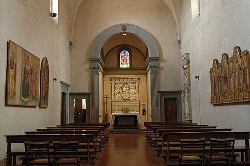 Santa croce, cappella medici 11