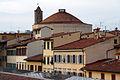 Santissima annunziata, rotonda, vista dal palazzo della crocetta.JPG