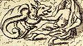 Sapientia Papstgrab Bamberg aus Gottfried Henschen u Daniel Papebroch 1747.jpg