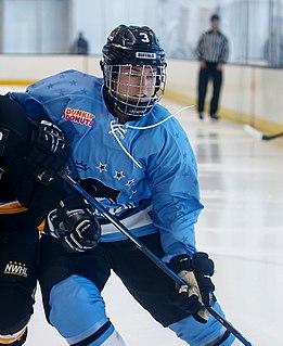 Sarah Edney Canadian ice hockey player (1993-)