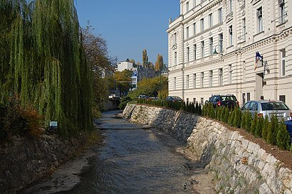 How to get to Koševski Potok with public transit - About the place