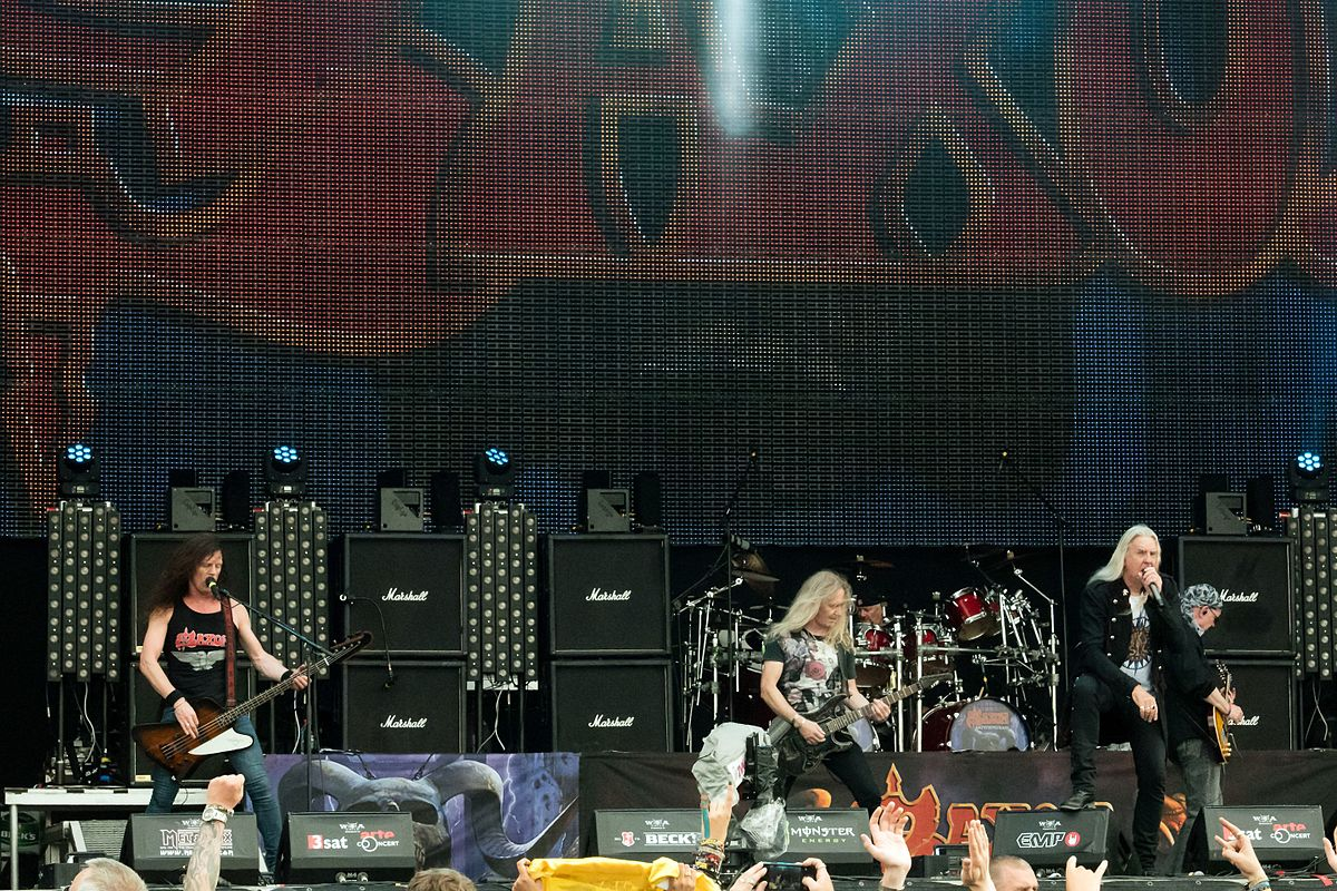 Saxon (band) - Wikipedia