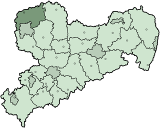 Delitzsch (district) District in Saxony, Germany