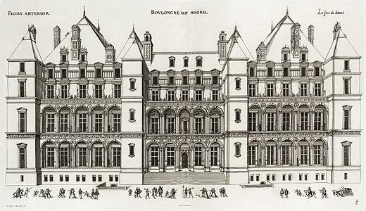 Renaissance Paris (16th century)[edit]