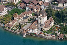 Image illustrative de l'article Château d'Oberhofen
