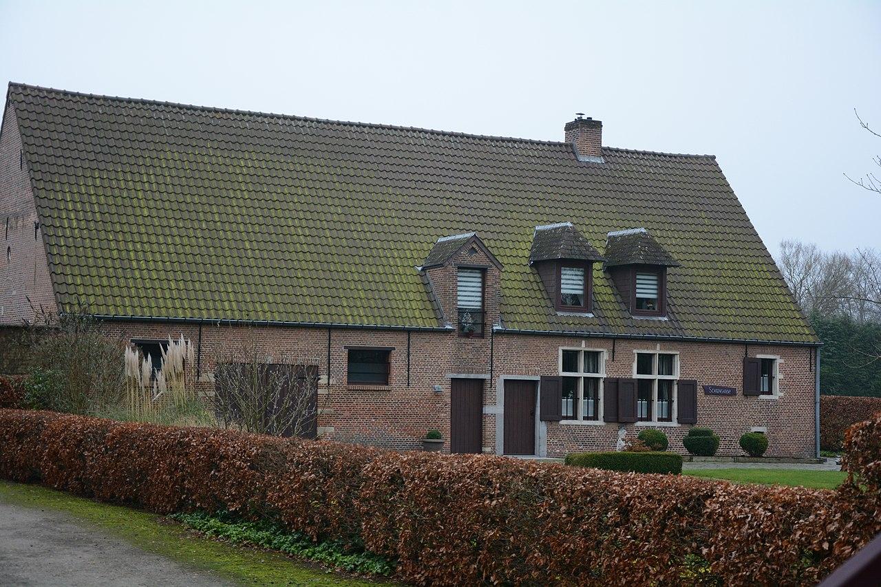 File Schranshoeve Moerstraat 26 S Gravenwezel Jpg Wikimedia