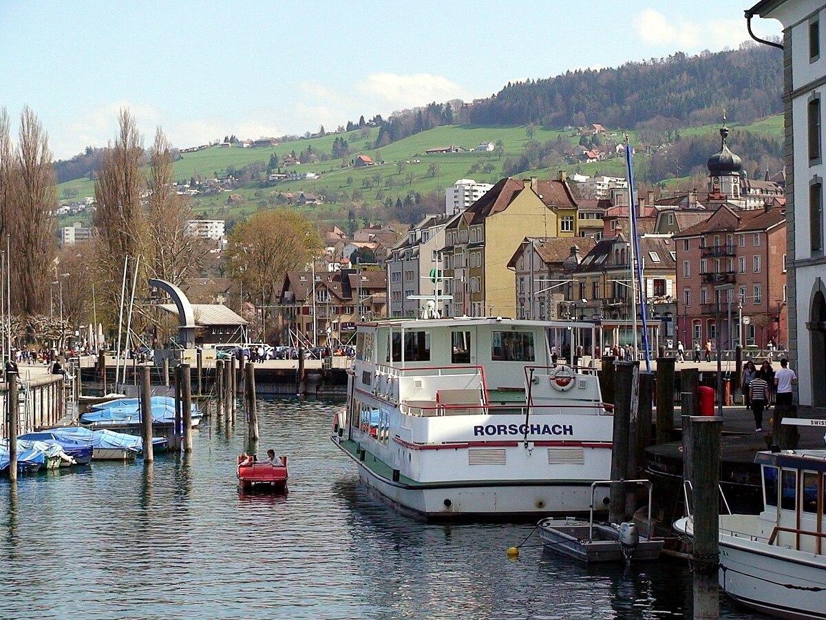 Rorschach, Switzerland - Wikipedia
