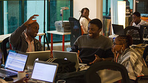 Hackathon - Science Hack Day Nairobi 2012