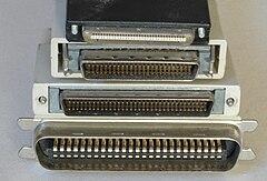 Scsi-connectors