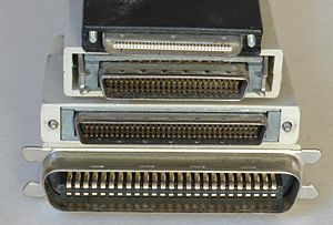 SCSI connector - Assorted SCSI Connectors