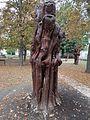 Sculpture, goat (2002), MAV Park, 2016 Dunakeszi-Gyartelep.jpg