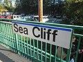 Sea Cliff LIRR Station; 2018-10-19; 02.jpg
