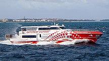 Rottnest Island-Tourism and facilities-Sea Eagle Express, Fremantle, 2015 (01)