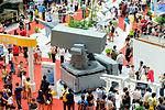 Sea Oryx Missile Lanucher Display at MND Hall 20150815a.jpg