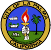 Official seal of La Palma, California