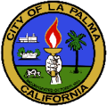 Seal of La Palma, California.png