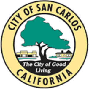 San Carlos, California - Image: Seal of San Carlos, California