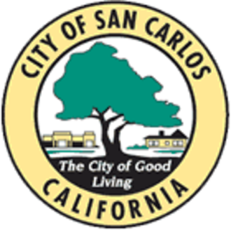 San Carlos, California - Image: Seal of San Carlos, California