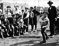 Seattle - Old Woody pitching contest, 1924 (51089091360).jpg