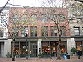 Seattle - west side of Occidental Mall pan 02.jpg