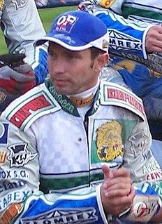 Sebastian Ułamek Polish speedway rider