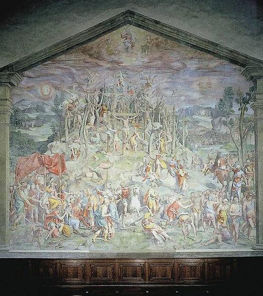 Fichier: Sebastiano Vini, le Martyre de Saint Désir et le martiri.jpg dix mille