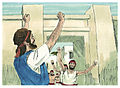 Second Book of Samuel Chapter 6-5 (Bible Illustrations by Sweet Media).jpg