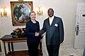 Secretary Clinton Shakes Hands With Ugandan President Museveni.jpg
