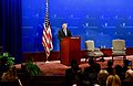 """Secretary Pompeo Delivers a Speech, """"After the Deal A New Iran Strategy"""", at the Heritage Foundation (28383579988).jpg"""
