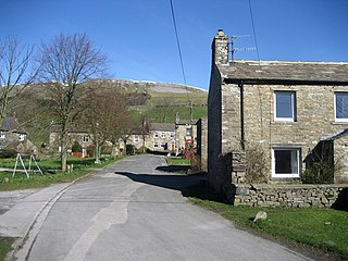 High Abbotside Civil parish in North Yorkshire, England