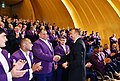 Seeing-off ceremony for Azerbaijani sportsmen to represent the country at the Rio 2016 Summer Olympic Games 25.jpg