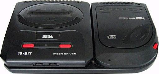 Sega Mega-CD II (PAL)