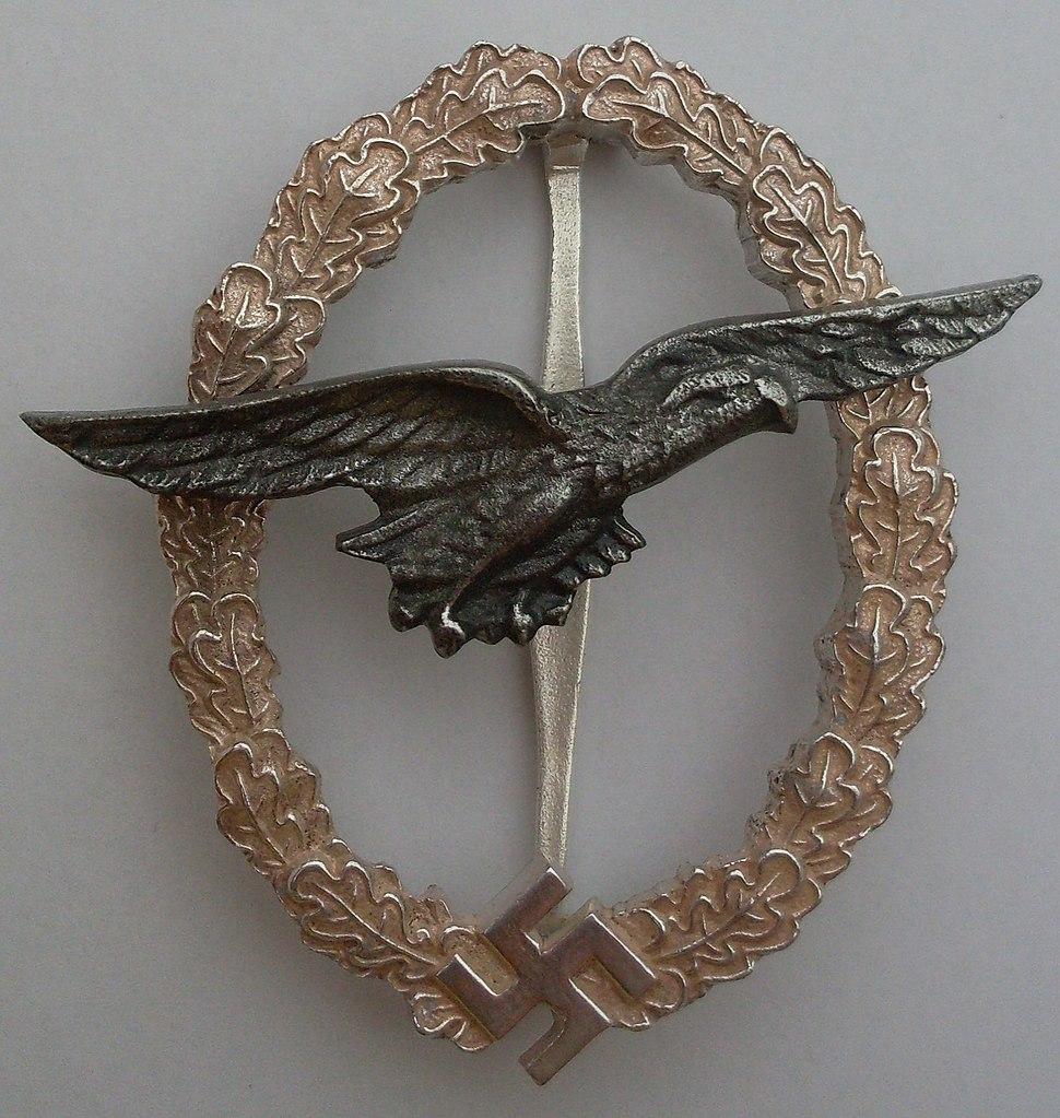 Segelflugzeugführerabzeichen II